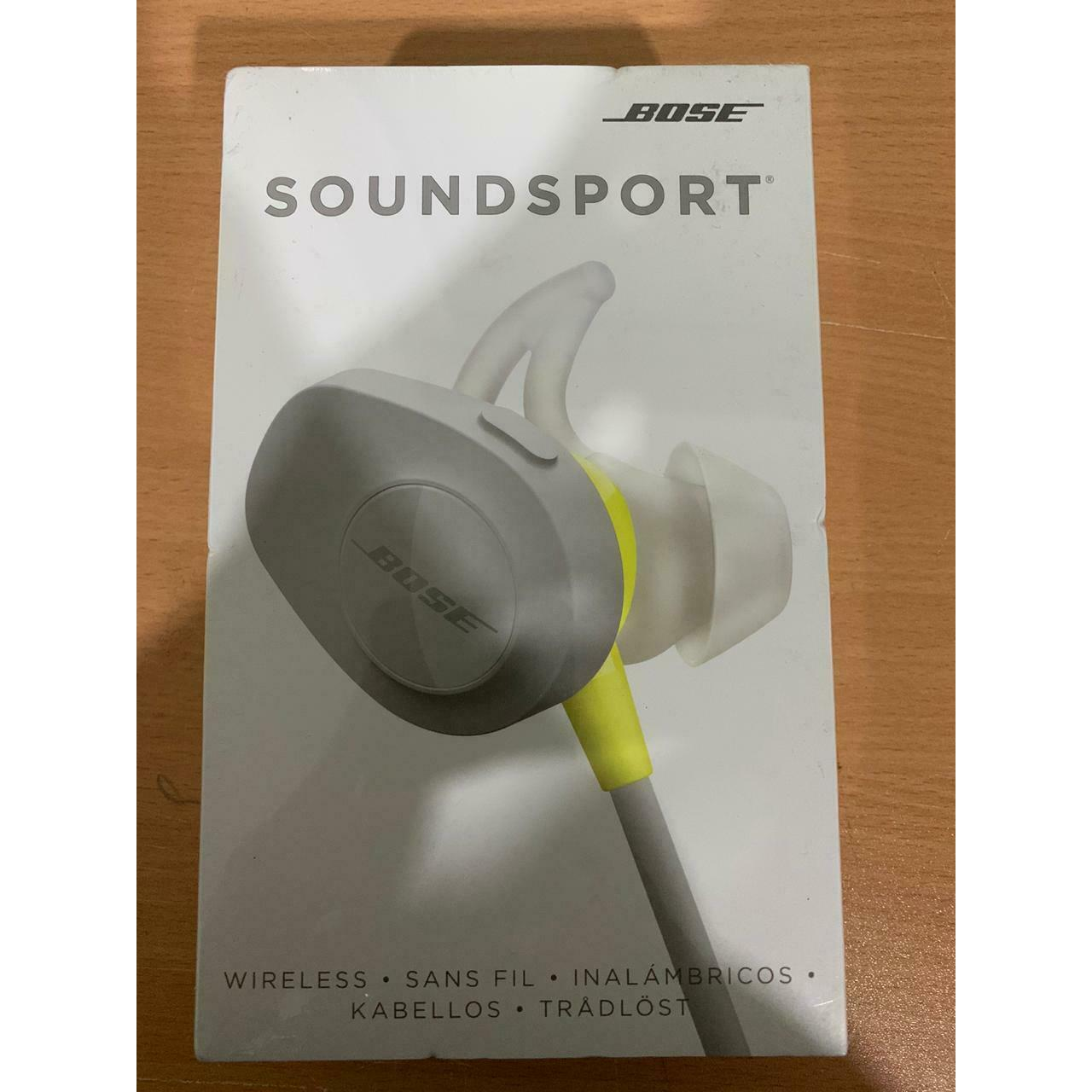 Bosch SEALED BOSE EARPHONE SOUNDSPORT WIRELESS