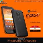 Motorola Moto E5 Play Wholesale