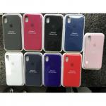 Apple Iphone X Silicone Case Wholesale