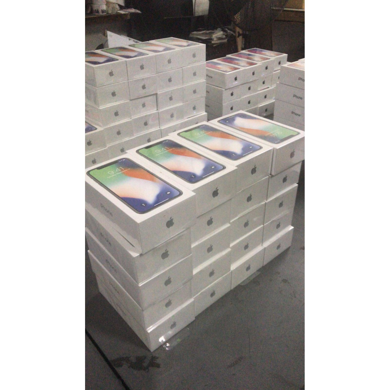 new arrival 07702 444e9 Apple iPhone X Wholesale | New | Unlocked | Qty. 50 | $1020.00