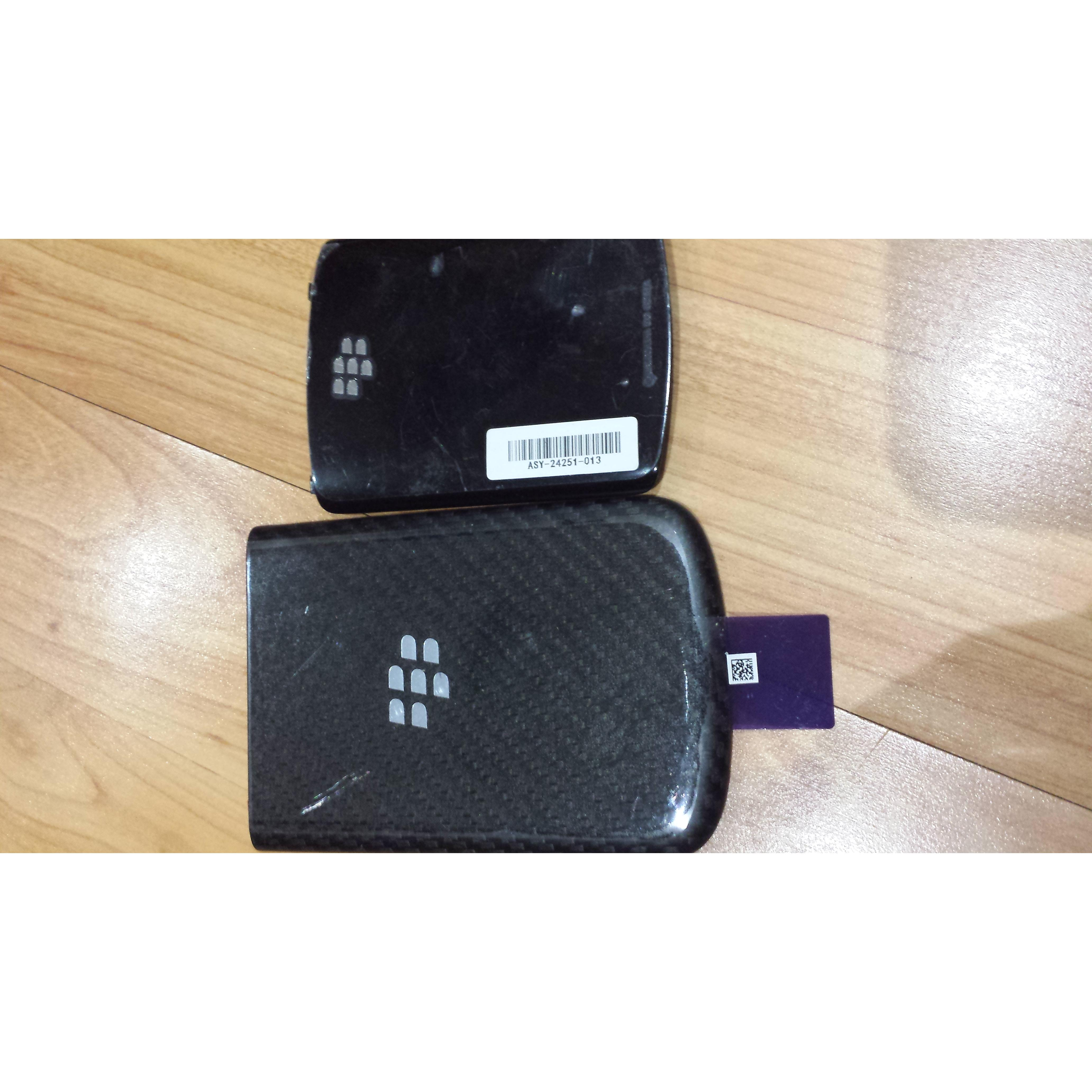 BlackBerry Back Doors