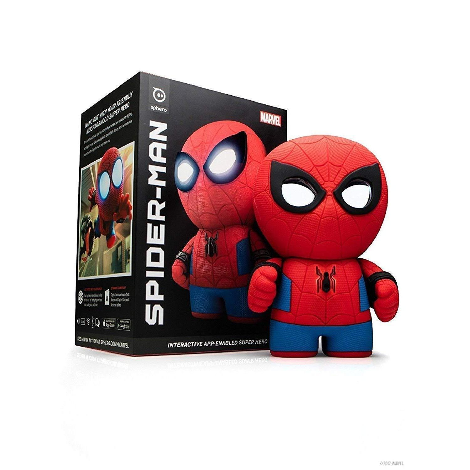 sphero SEALED SPHERO MARVEL SPIDER MAN APP-ENA Wholesale