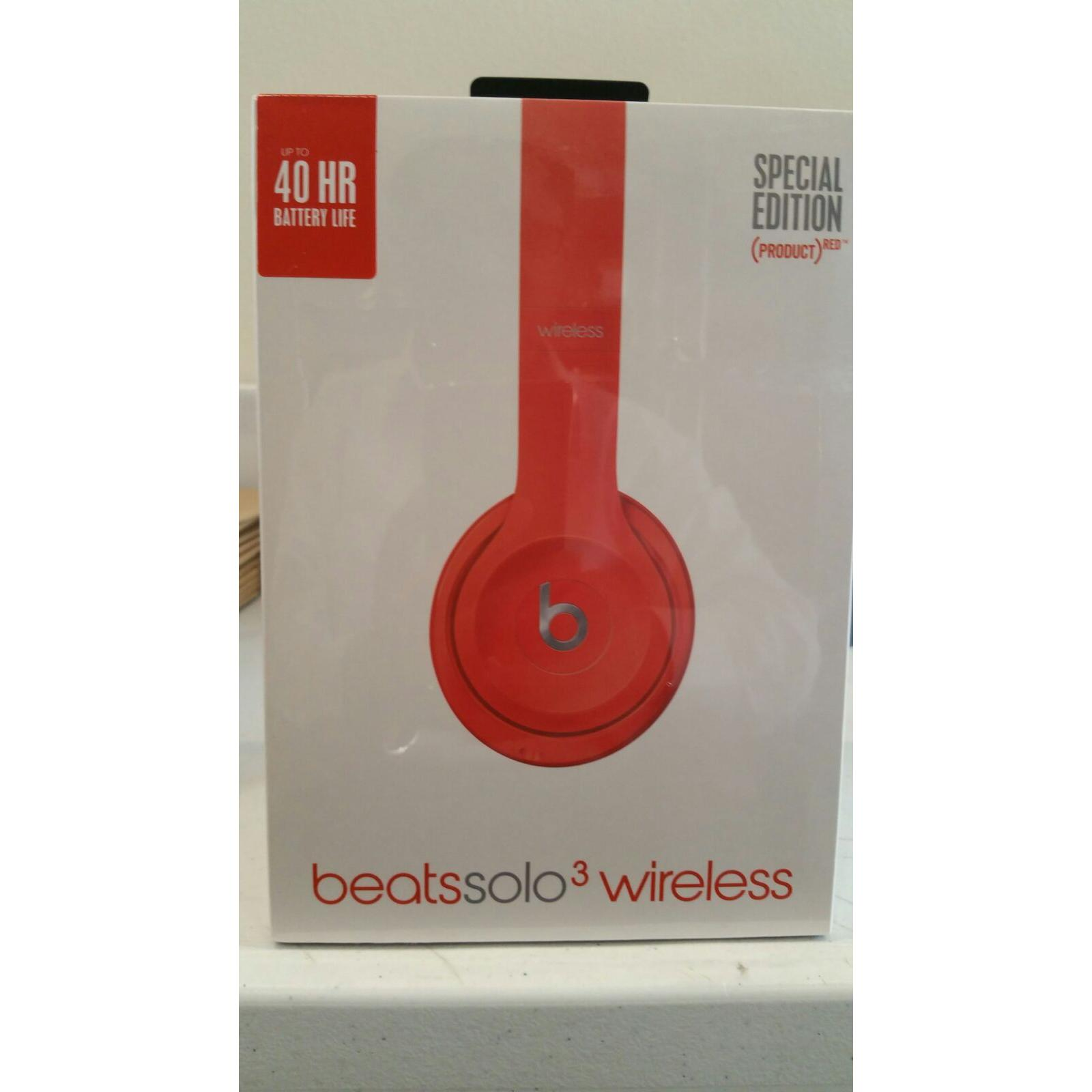 Beats Beats Solo 3 wireless Red Wholesale