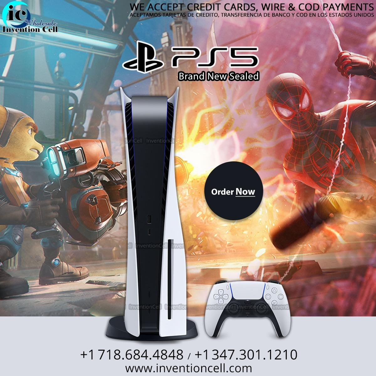 Sony Play Station 5 Wholesale